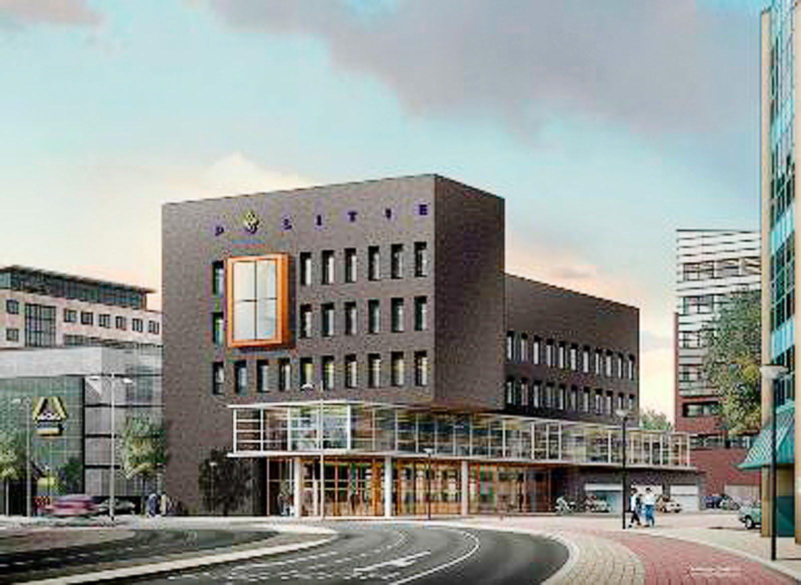 Nieuwbouw Politiebureau